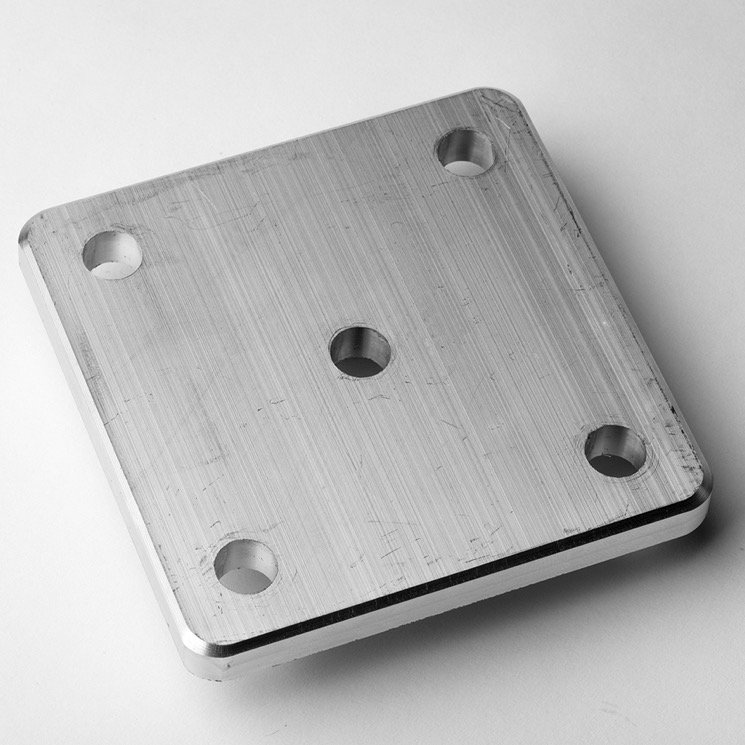 Nelsons CNC - Base Plate