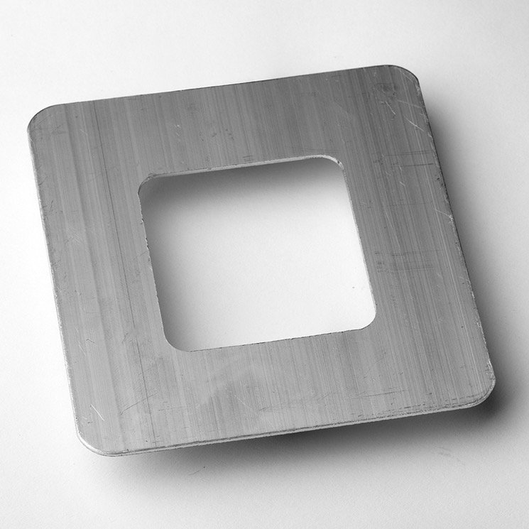Nelsons CNC - Cover Plate