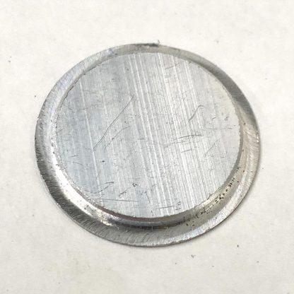 Round End Cap Hole Plug