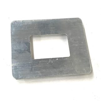 Cover Plate Rectangle